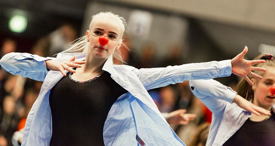 Efterskole med Rytmisk Gymnastik og Dans
